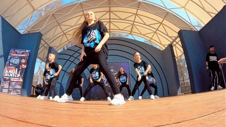 Танцуют Дети | Хип хоп | DANCE CRAFT Studio | 2019