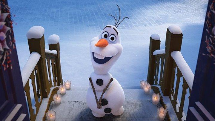 «Олаф и холодное приключение» - только на Канале Disney! (0+)