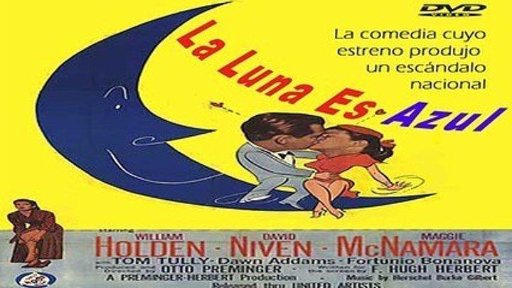 La luna es azul (1953)