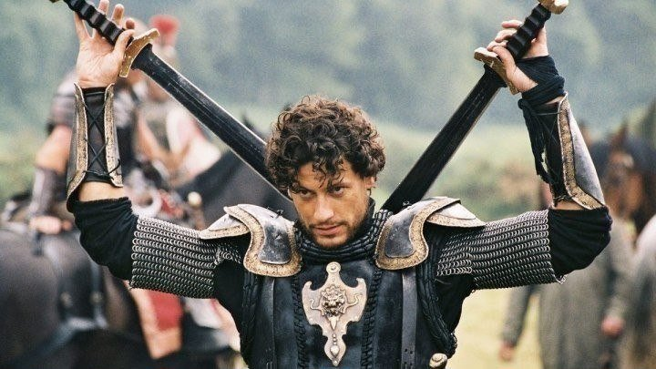 Король Артур - боевик, драма, приключения