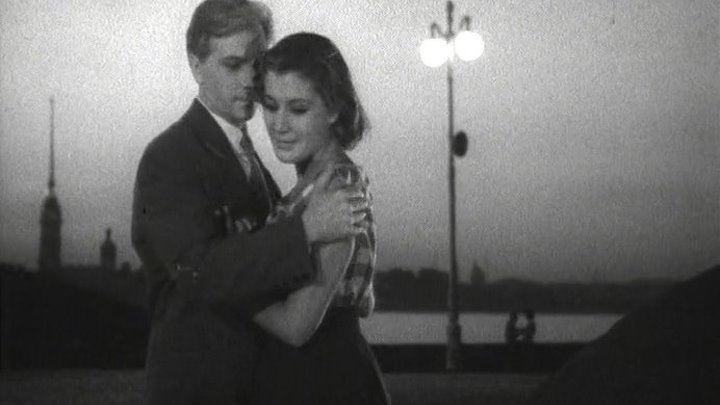 Повесть о молодожёнах (1959) DVDRip-AVC