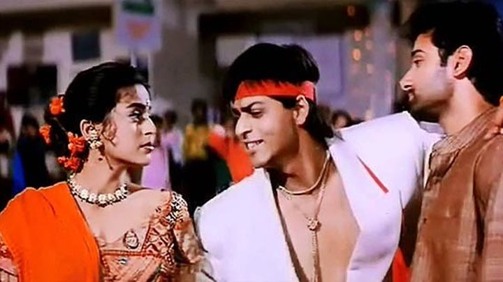 Бог знает _ Ram Jaane (1995)