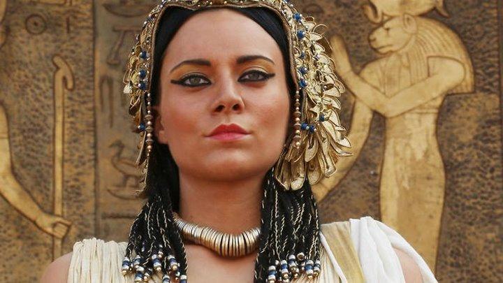 Клеопатра: мать, любовница, убийца, царица. 2018. Драма
