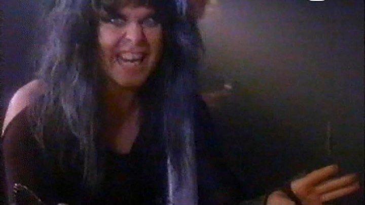 W.A.S.P. - Scream Until You Like It (1987)+Замена звуковой дорожки с CD диска. Full HD 1080p.