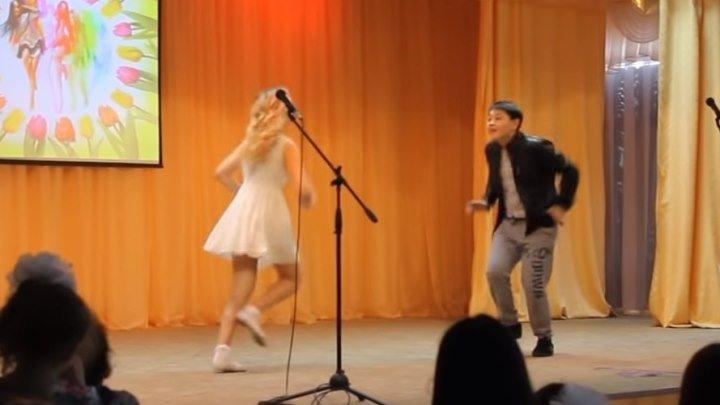 Очень классный и заводной танец!!!