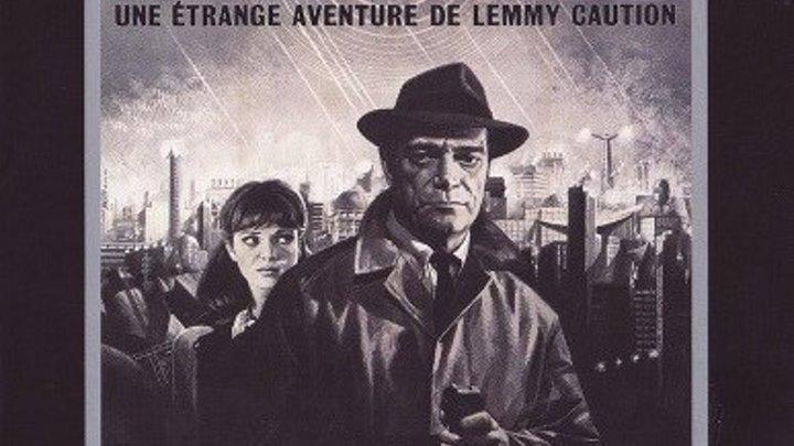 Альфавиль _ Alphaville (1965)
