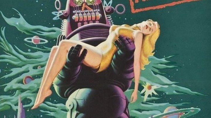 Запретная планета (1956) Forbidden Planet