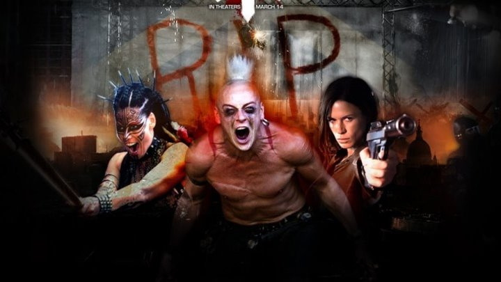 Судный день (2008) фантастика, боевик, триллер