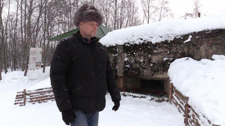 «Если не мы, то кто»: петербуржец о защите памятников истории и восстановлении ДОТов. ФАН-ТВ
