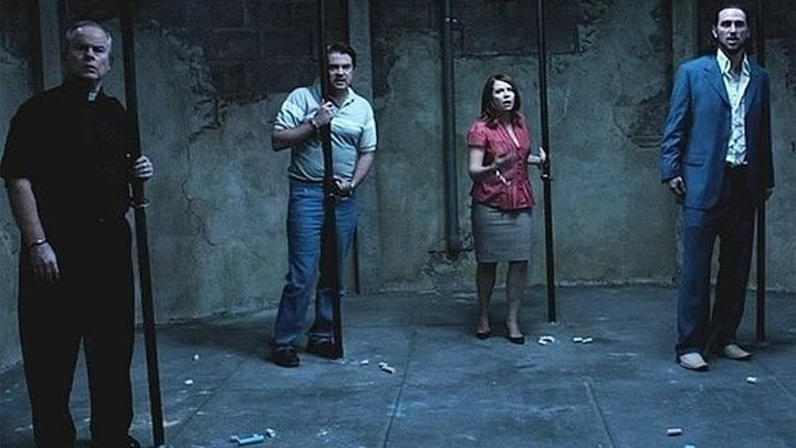 Девять в cпискe мepтвых (2010) Ужасы, триллер, драма, криминал, детектив