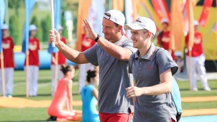В Курске завершился региональный этап всероссийских игр «Спорт поколений»