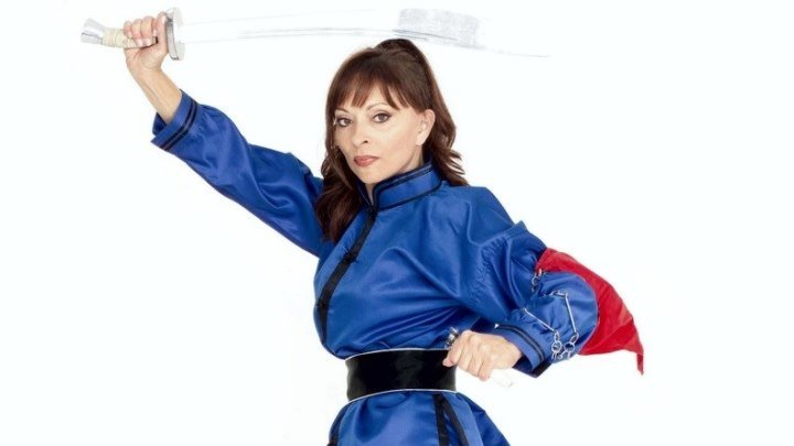Мастера боевых искусств и единоборств: Легенды боевиков - Карен Шепард