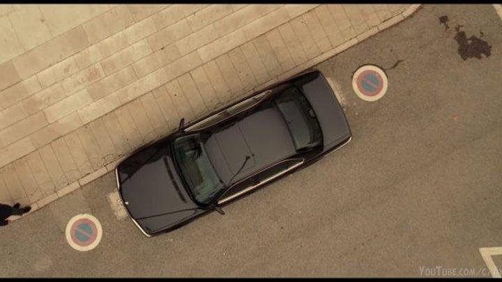 Перевозчик 2002 Лучшие Моменты Из Фильма Погоня За BMW E38 HD