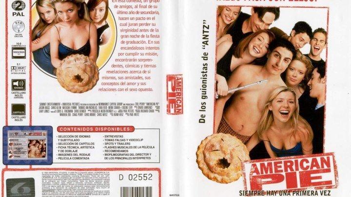 комедия-Американский пирог.(1999)720p