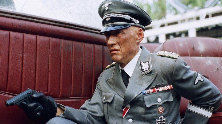 Мозг Гиммлера зовется Гейдрихом.2017. боевик, триллер, военный, биография