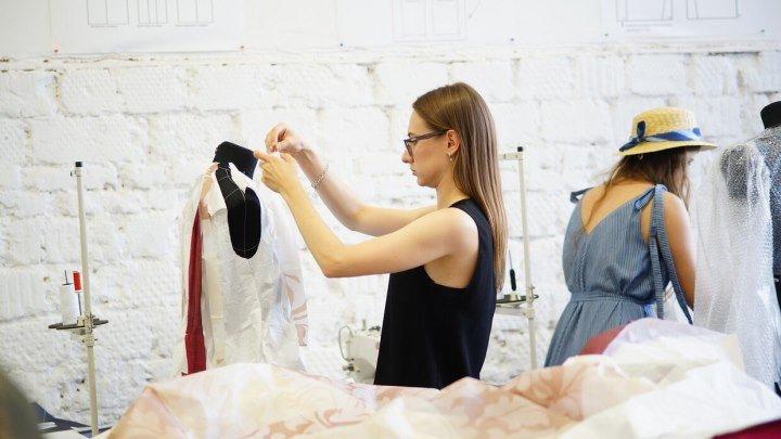 Реалити-шоу о дизайнерах Burda Fashion Start 3 сезон 2 выпуск