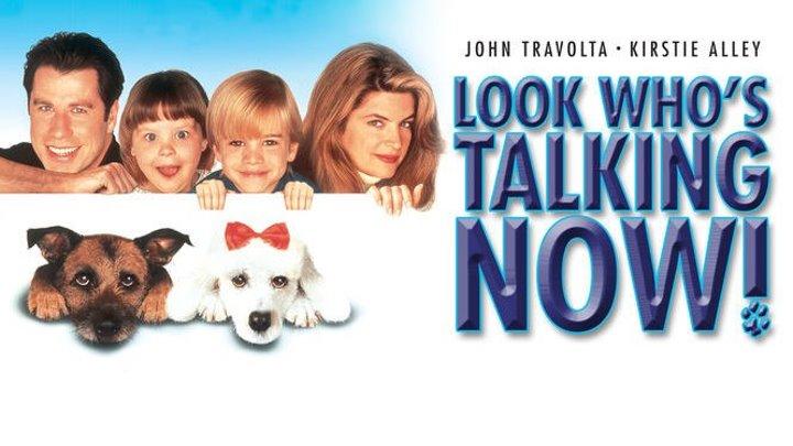 Смотрите кто заговорил 2 / Уж кто бы говорил 2 (1990) Мелодрама, Комедия ツ