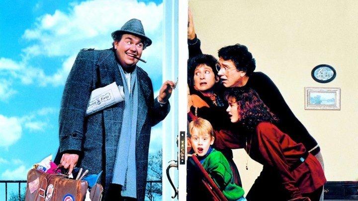 Дядюшка Бак (США 1989 HD) 12+ Драма, Комедия, Семейный