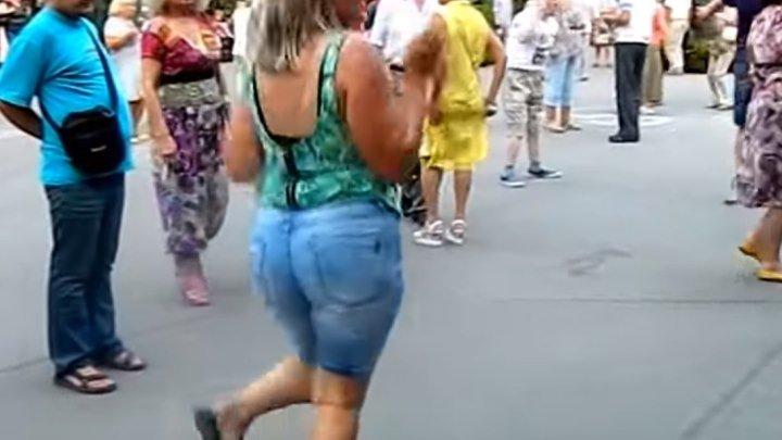 """""""Хочу мужа"""" Вот это танцы!!!"""