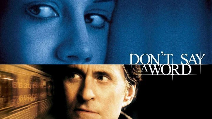 Не говори ни слова (2001) триллер, драма, детектив