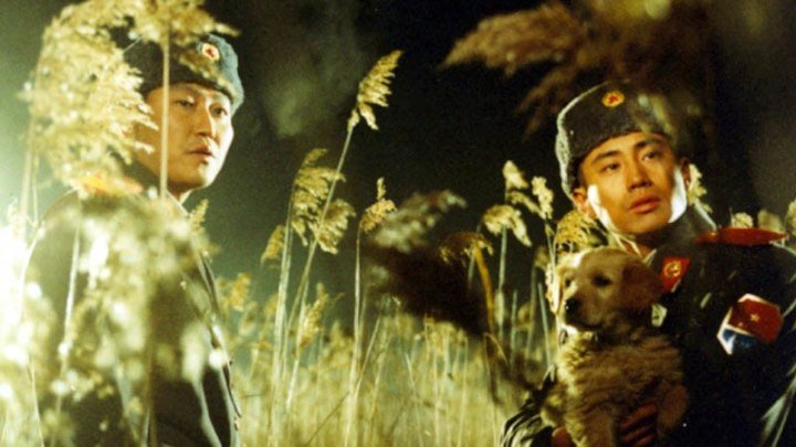 Объединённая зона безопасности (Южная Корея 2000) Военный, Драма, Триллер