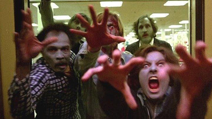 Рассвет мертвецов 1978 720p Кашкин📼 VHS _ Драма, Ужасы, Триллер, Боевик