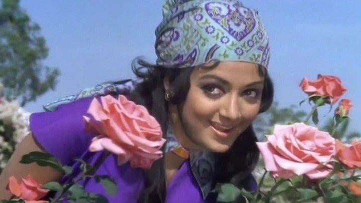 Любимый раджа - Триллер / драма / боевик / мелодрама / Индия / 1972
