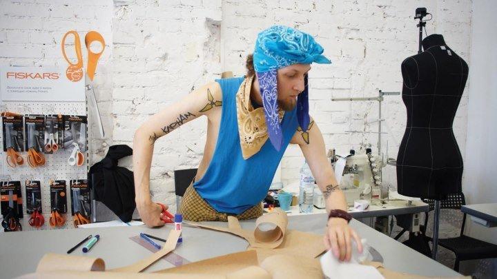 Реалити-шоу о дизайнерах Burda Fashion Start 3 сезон 3 выпуск