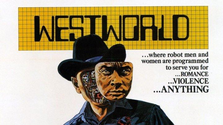 Западный мир (1973) (BDRip-720p) AVO (Алексей Михалев) Фантастика, боевик, вестерн Юл Бриннер, Ричард Бенджамин, Джеймс Бролин, Норман Бартолд, Алан Оппенхаймер, Дик Ван Паттен