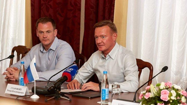 На Курской Коренской ярмарке подписали десятки соглашений