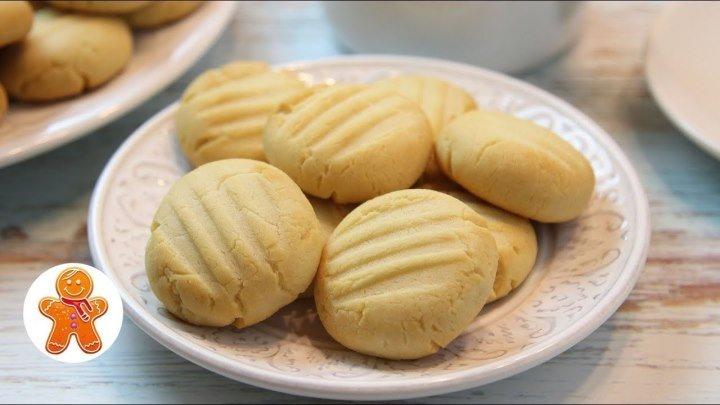 """Самое быстрое домашнее печенье ✧ Печенье """"Мурка"""""""
