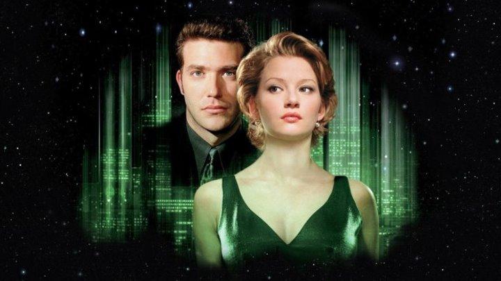 Тринадцатый этаж (1999) фантастика, триллер, детектив