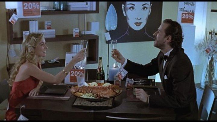 Идеальное преступление / Crimen ferpecto (2004) триллер, комедия, криминал