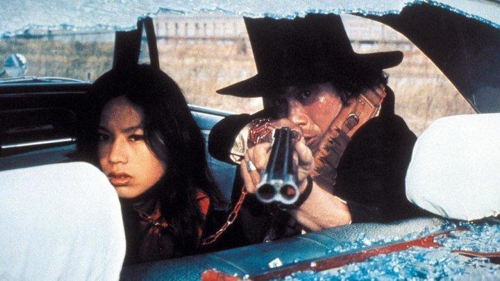 Женщина из Отдела Ноль: Красные наручники (Япония 1974) 18+ Боевик, Триллер, Криминал