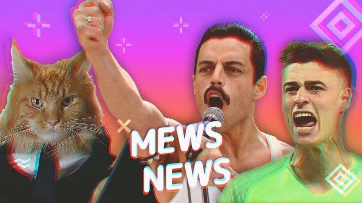 Mews News. Челси, Оскар и гибкие смартфоны