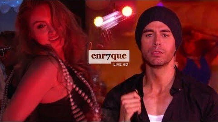 Enrique Iglesias - Bailando ft. Descemer Bueno, Gente De Zona + I Like It! ft. Pitbull