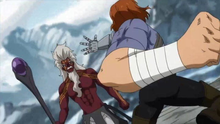 Fairy Tail - 316 серия (3 сезон 39 серия) (Трейлер)