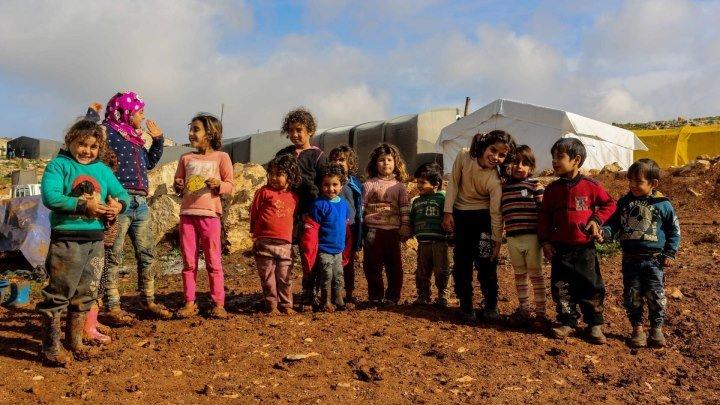 Специальный репортаж. Сирия. Дети войны (2019) DOK-FILM.NET