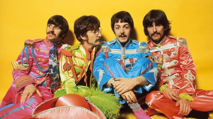 The Beatles - A Day In The Life (1967, Official Video)