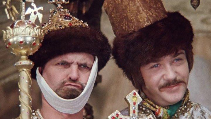 Черные перчатки (СССР 1973) Комедия, Фантастика, Короткометражный