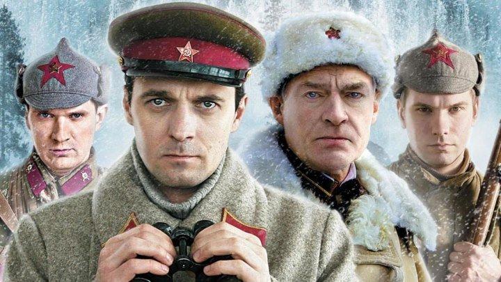 ВОЕННАЯ РАЗВЕДКА. западный фронт. HD военный, про шпионов.