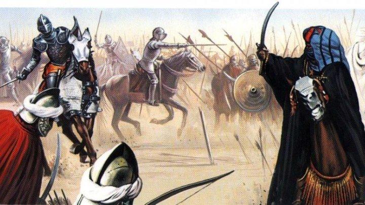 Битва трех королей (СССР, Марокко, Испания, Италия 1990) Боевик, Драма, История