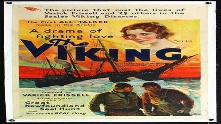 El vikingo (1928)