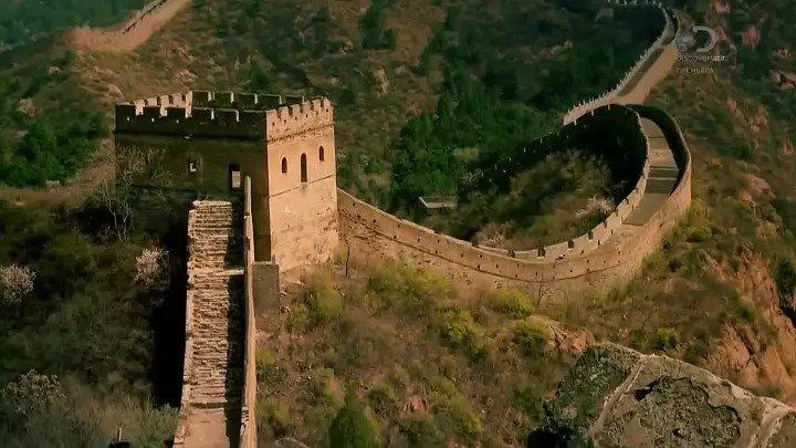 Великая Китайская стена (2007) 1 серия из 2-х