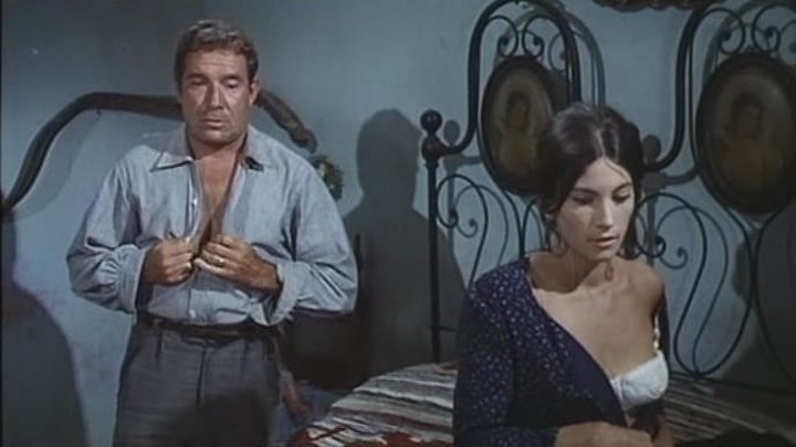 ВОПРОС ЧЕСТИ (Италия, Франция 1966) Трагикомедия