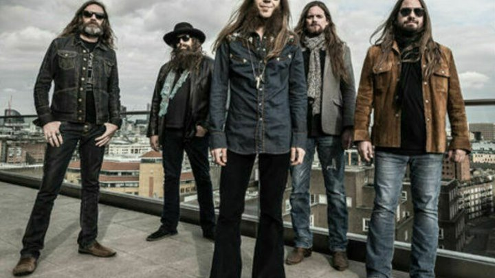 Blackberry Smoke - 2015 - Rock and Roll Again
