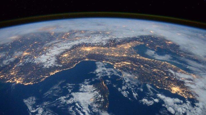 Земля из космоса. Приглашаем всех на 90-минутное космическое путешествие