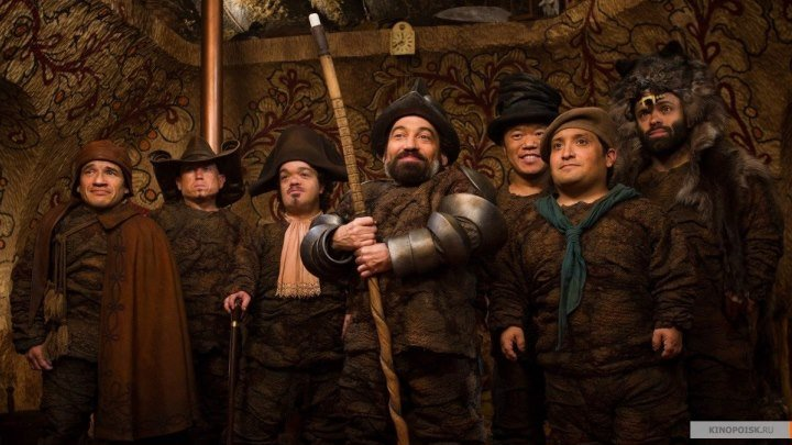 Белоснежка_ Месть гномов (2012). фэнтези, драма, комедия, приключения,