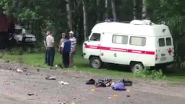 В ДТП погибла семья из четырех человек (Башкирия)