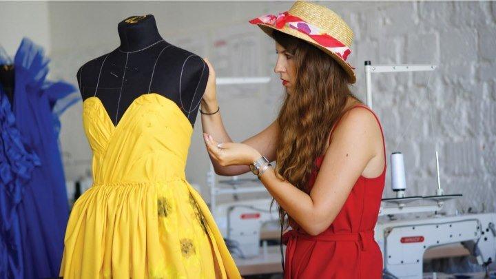 Реалити-шоу о дизайнерах Burda Fashion Start 3 сезон 4 выпуск